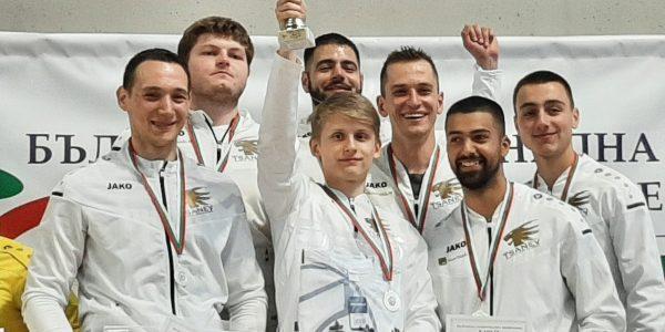 Шампиони Карате Клуб Цанев
